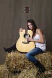 Junger Musiker Lizenzfreie Stockbilder