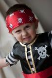 Junger Pirat stockbild