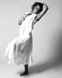 Junger Tänzer Lizenzfreie Stockfotografie