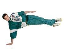 Junger Tänzer Stockfotografie