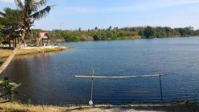 junger Tailândia da água fotografia de stock