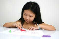 Junges asiatisches Kind 008 Stockbilder