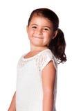 Junges glückliches Mädchen Stockfotografie