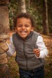 Junges Jungen-Porträt Lizenzfreie Stockbilder