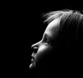 Junges Kind Lizenzfreie Stockbilder