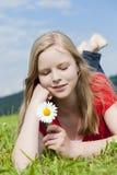 Junges Mädchen Lizenzfreie Stockfotos