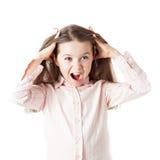 Junges Mädchen Lizenzfreie Stockbilder