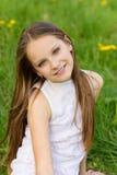 Junges Mädchen Lizenzfreies Stockfoto