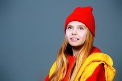 Junges Mädchen Happpy lizenzfreie stockfotografie