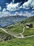 Jungfrau Австрия стоковые изображения rf