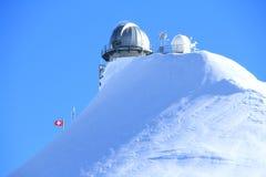 Jungfrau, Швейцария Стоковые Изображения RF