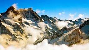 Jungfrau Fotografia de Stock Royalty Free