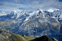 Jungfrau Royalty Free Stock Photography