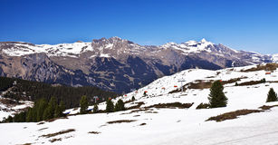 Jungfrau Royalty Free Stock Photo