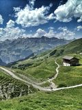 Jungfrau Austria royalty free stock images