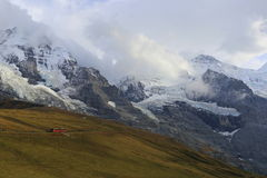 Jungfrau Royalty Free Stock Photos