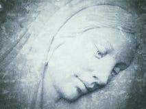 Jungfrau Maria Stockfotografie