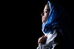 Jungfrau Maria Lizenzfreie Stockfotos