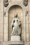 Jungfrau Maria Stockbild