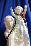 Jungfrau Maria mit dem Kind Jesus Lizenzfreie Stockfotografie