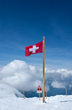 Jungfrau region Royalty Free Stock Photography