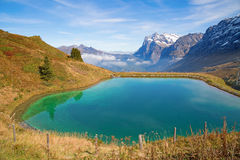 Jungfrau region Royalty Free Stock Photo