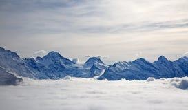 Jungfrau region Stock Photography