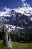 jungfrau Suisse Photographie stock