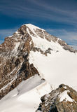 The Jungfrau in Switzerland Stock Photography