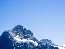 Jungfrau in Switzerland Royalty Free Stock Photography