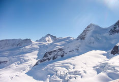 Jungfrau, Switzerland Stock Photography
