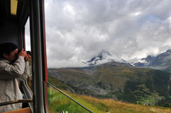 Jungfrau Switzerland Royalty Free Stock Photography