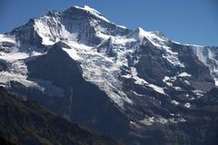 The Jungfrau (Switzerland) Royalty Free Stock Photography