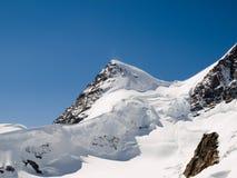 Jungfraujoch Imagenes de archivo