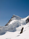Jungfraujoch Royalty Free Stock Photography