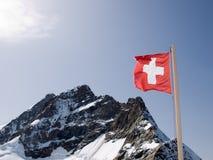 Jungfraujoch Stock Photo