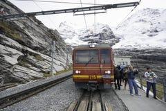 Jungfraujoch Zdjęcia Stock