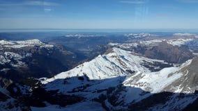 Jungfraujoch Fotografía de archivo