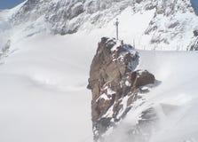 Jungfraujoch arkivbilder