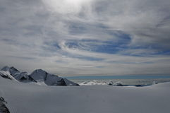 Jungfraujoch Mountain Stock Photography
