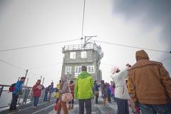Jungfraujoch Royalty Free Stock Images