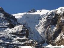 Jungfraujoch, Svizzera Fotografie Stock Libere da Diritti