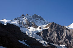 Jungfraujoch, Swiss Alps Royalty Free Stock Photography