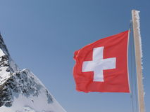 Jungfraujoch Switzerland Stock Images