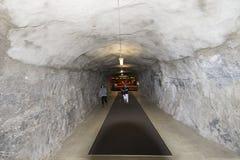 Jungfraujoch, Switzerland Stock Images