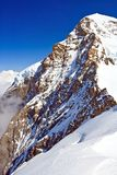 Jungfraujoch Switzerland, Vertical Stock Images