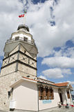 Jungfru- torn Arkivbild