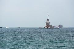 Jungfru- torn för ` s Royaltyfri Foto