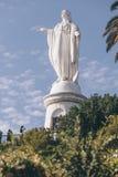 Jungfrulig staty Arkivbild