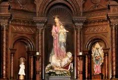 Jungfruliga Mary arkivfoto